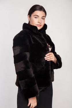 Куртка из бобра